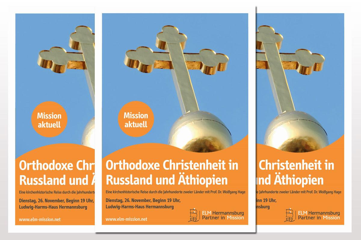 Orthodoxie in Russland und Äthiopien – Eine kirchenhistorische Reise durch die Jahrhunderte zweier Länder mit Prof. Dr. Wolfgang Hage