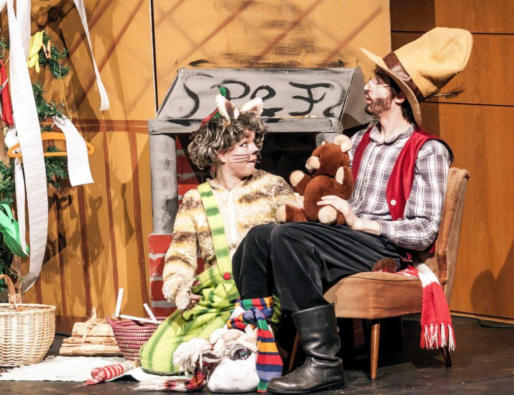 Pettersson kriegt Weihnachtsbesuch – Ein Familientheaterstück zur Weihnachtszeit in der CD-Kaserne
