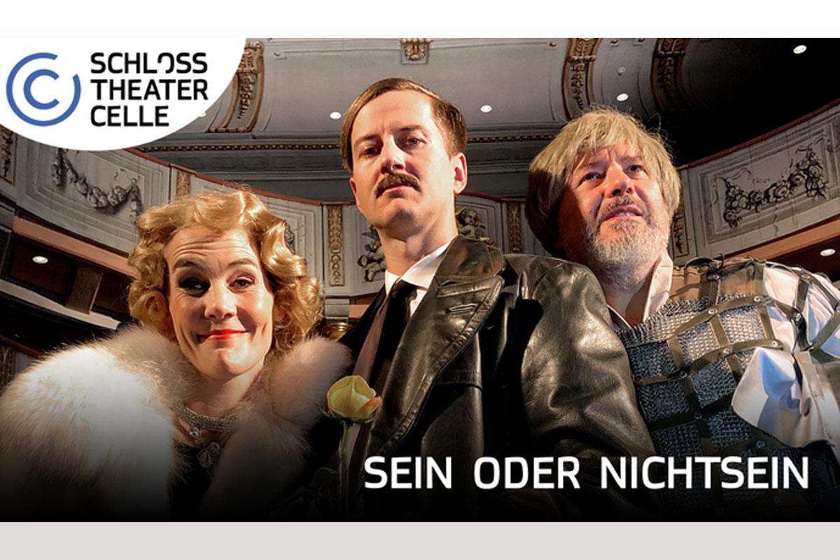 SEIN ODER NICHTSEIN – Premiere im Schlosstheater am 6. Dezember 2019