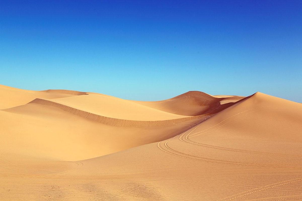 Bilderreise durch die Sahara