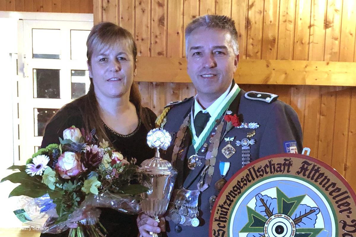 Schießklubabschluss 2019 der Schützengesellschaft Altenceller Vorstadt von 1428 e.V.