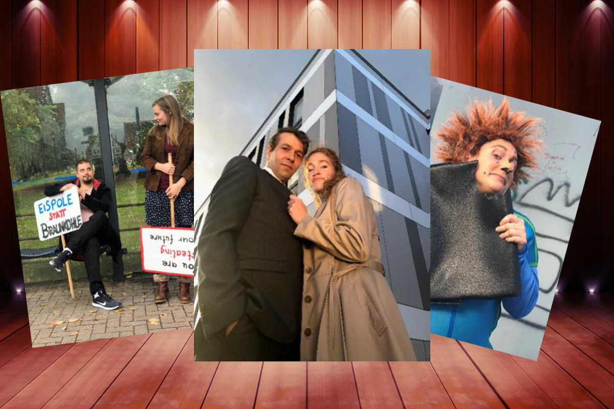 Schlosstheater Celle: Premieren im November