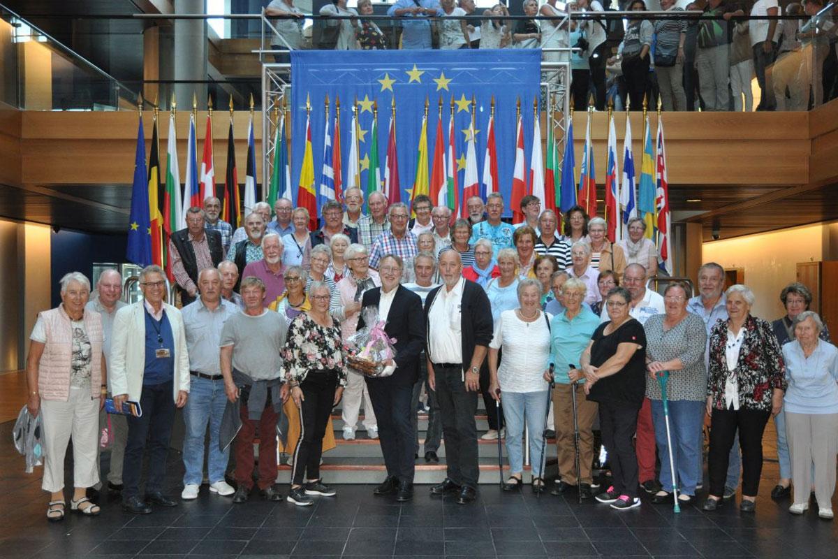 Vier-Tages-Fahrt des VdK Kreisverbandes Celle