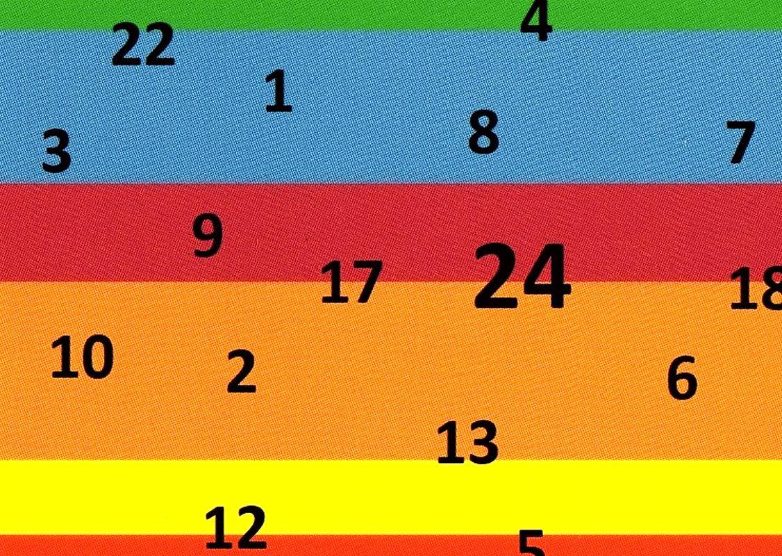 """Warten mit Farbe – besondere Adventskalender – Kunst-Workshop """"Junges Gemüse"""" für Kinder"""