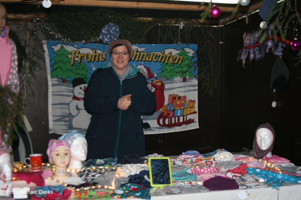 33. Weihnachtsmarkt zum wiederholten Male am Samstag vor dem zweiten Advent in Eversen
