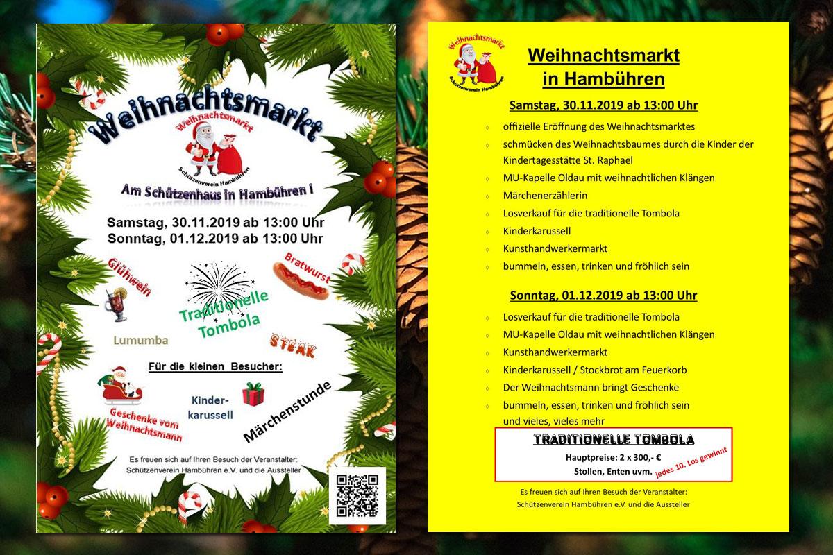 Wieder Weihnachtsmarkt in Hambühren I