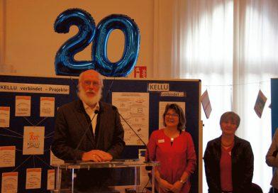 """20 Jahre KELLU – Oberbürgermeister Jörg Nigge: """"Das Ehrenamt ist in Celle gut aufgestellt"""""""