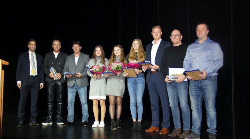 Bürgerempfang durch Oberbürgermeister Jörg Nigge: Rückblick 2019 und Ehrung verdienter Bürger