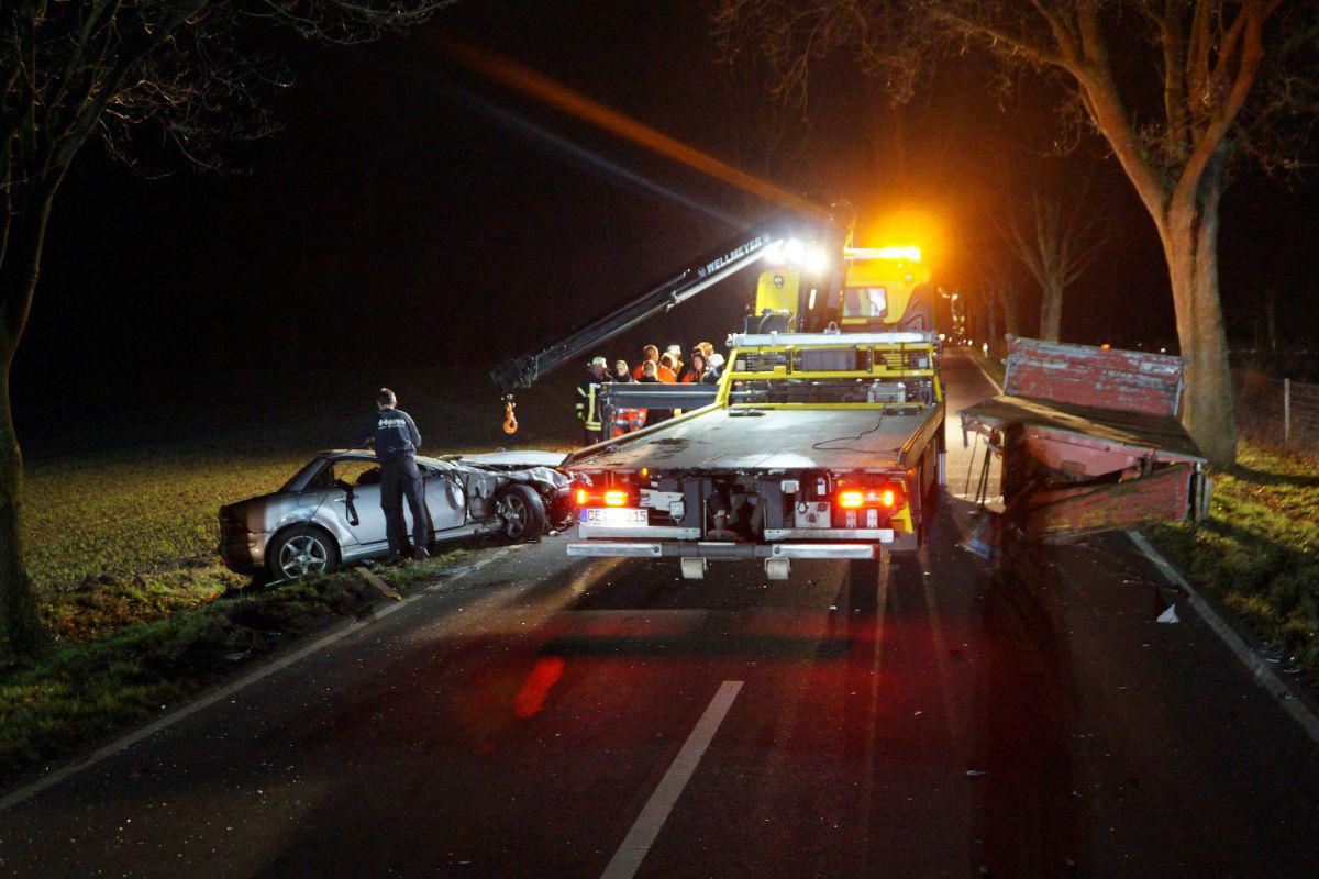 Feuerwehren leisten Amtshilfe für Polizei
