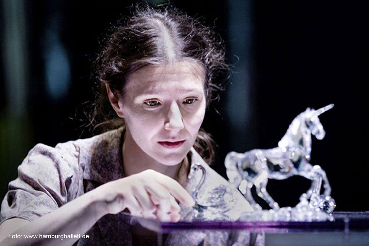 """Fahrt ins Ballett: """"Glasmenagerie"""" von John Neumeier in Hamburg – Noch wenige Restplätze über die vhs Celle"""