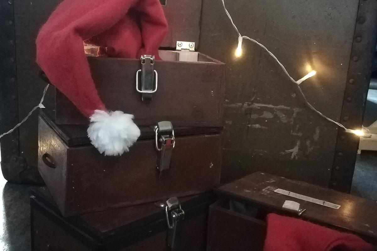 KofferKunst Weihnachtsspezial