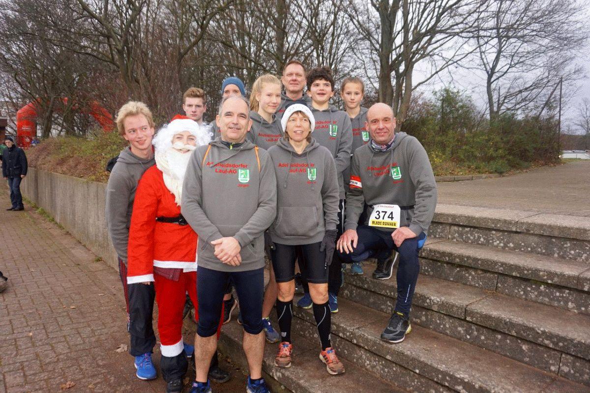 Linus Heins und Jonah Stolte laufen Spitzenzeiten in Hannover-Mühlenberg