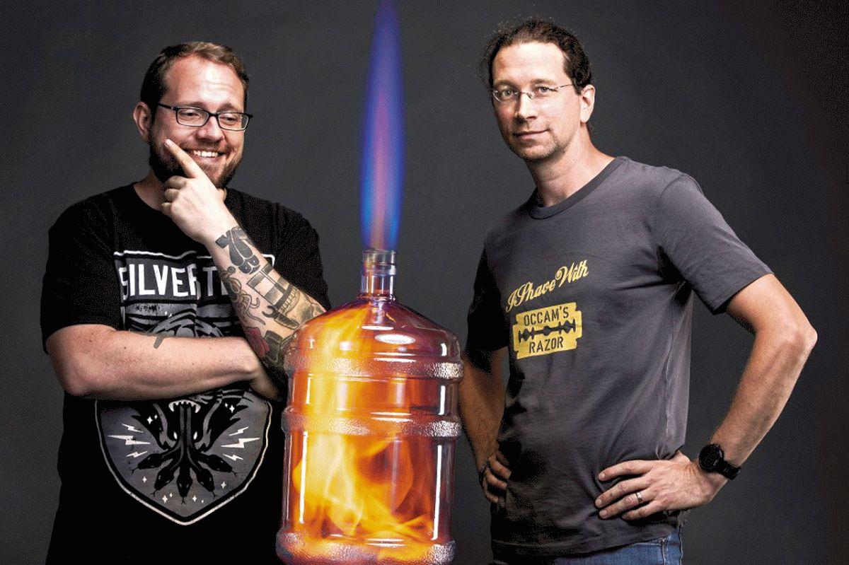 METHODISCH INKORREKT – Die Rockstars der Wissenschaft live in der CD-Kaserne – Vom erfolgreichen Podcast und erfolgreicheren Liveshow
