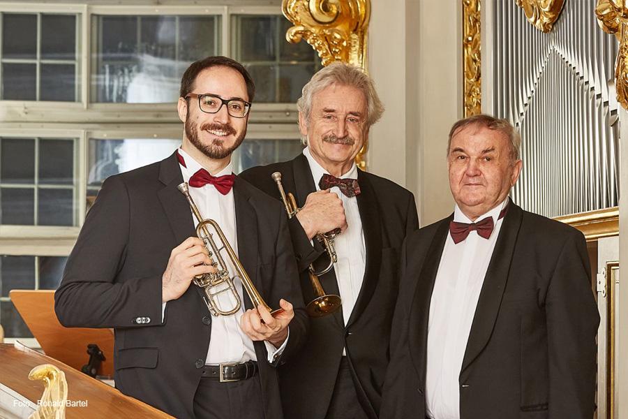 Meisterkonzert für Trompeten & Orgel mit Ludwig Güttler & Friedrich Kircheis – Gastsolist: Johann Clemens