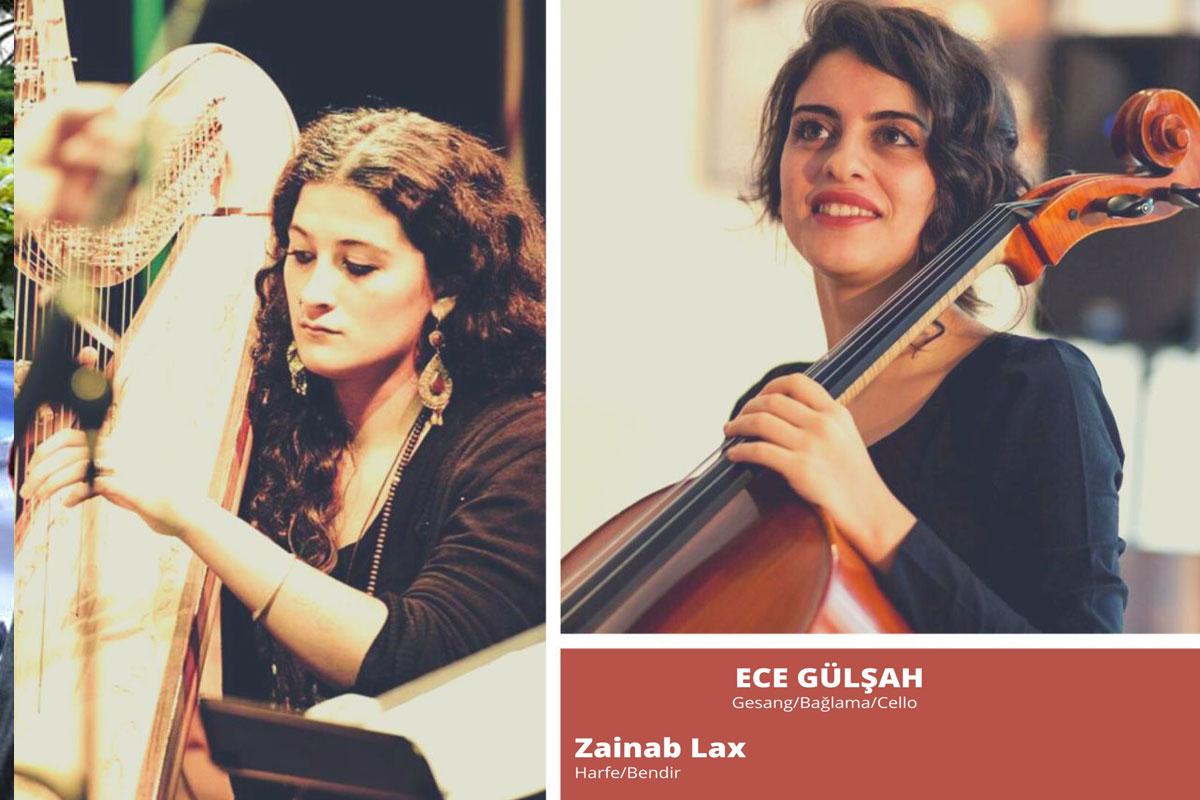 Musik baut Brücken – ein Orientalisch-Klassisches Konzert-Erlebnis in der Kreuzkirche