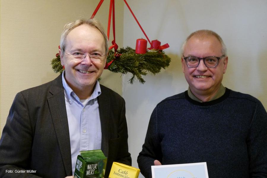 """Projekt Brückenbau macht mit bei """"Kampagne Fairtrade Neuenhäusen"""""""