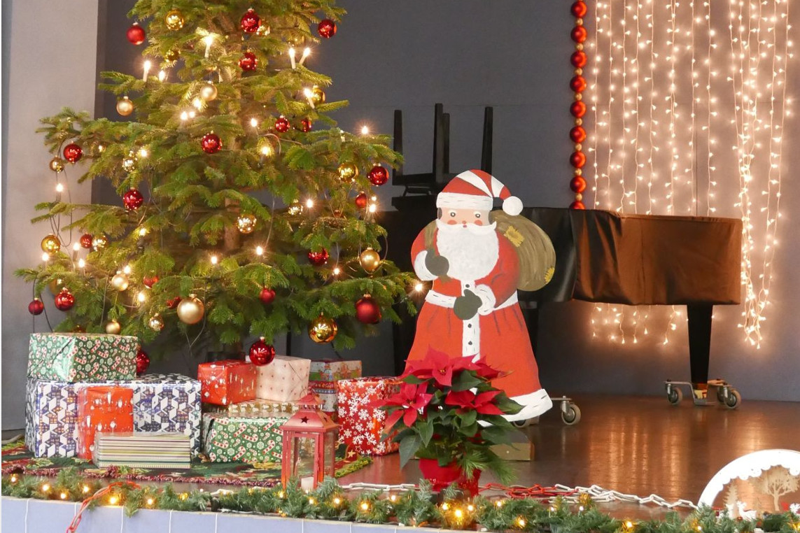 SoVD Ortsverband Nienhagen sorgte für weihnachtliche Stimmung im Hagensaal