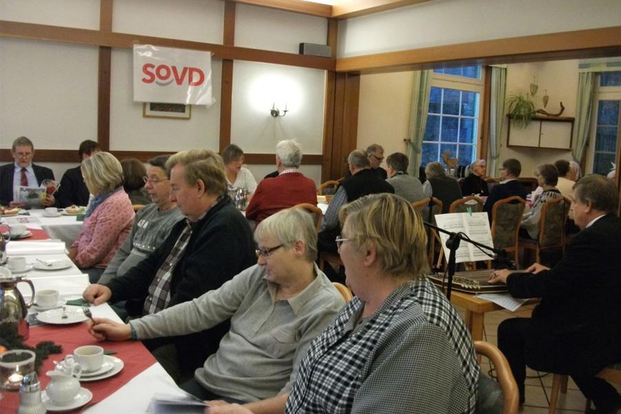 SoVD-Ortsverband Wietzenbruch blickt auf das Verbandsjahr 2019 zurück