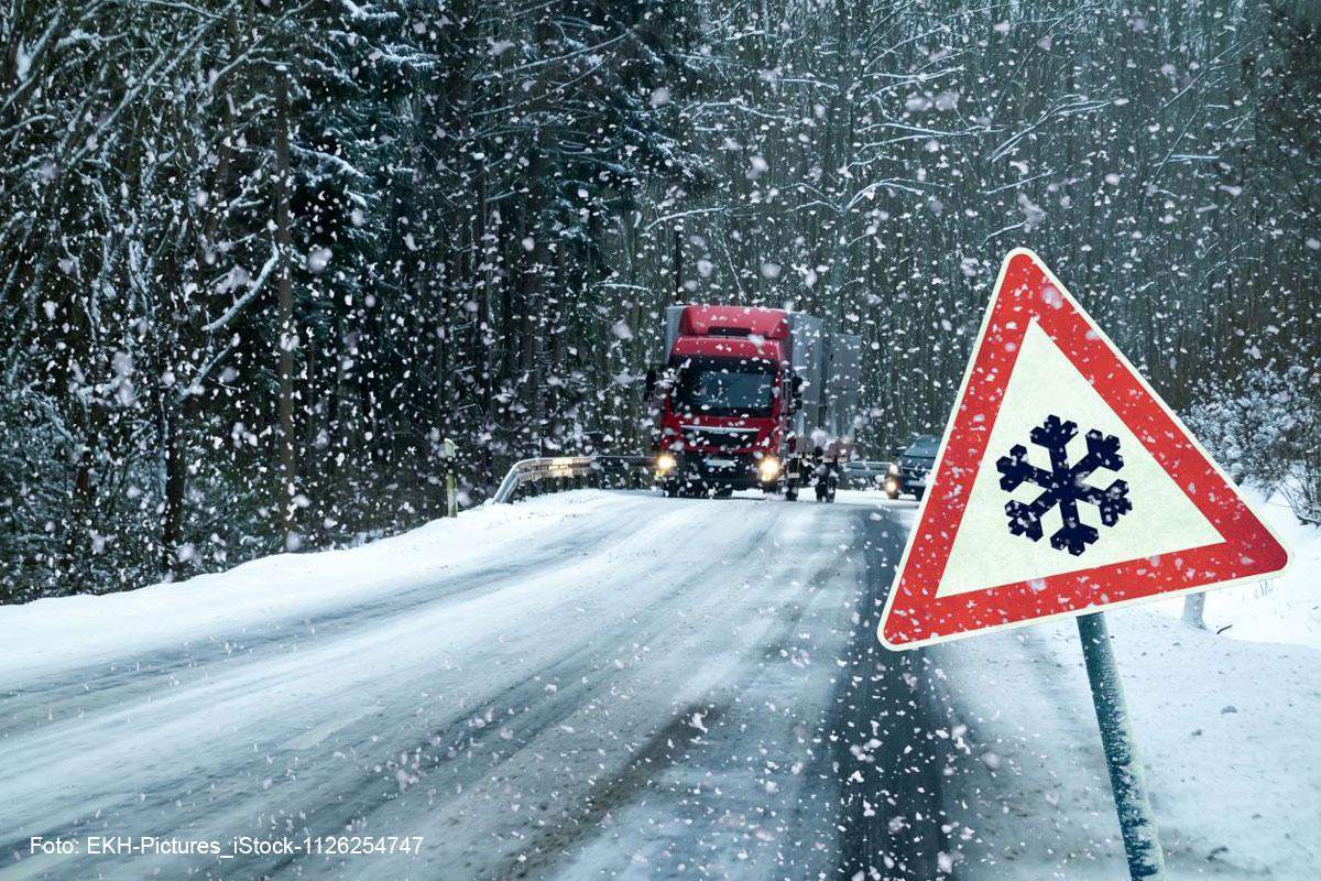 TÜV NORD Winter-Tipps 2019/20 – Schnee und Kälte auf Deutschlands Straßen