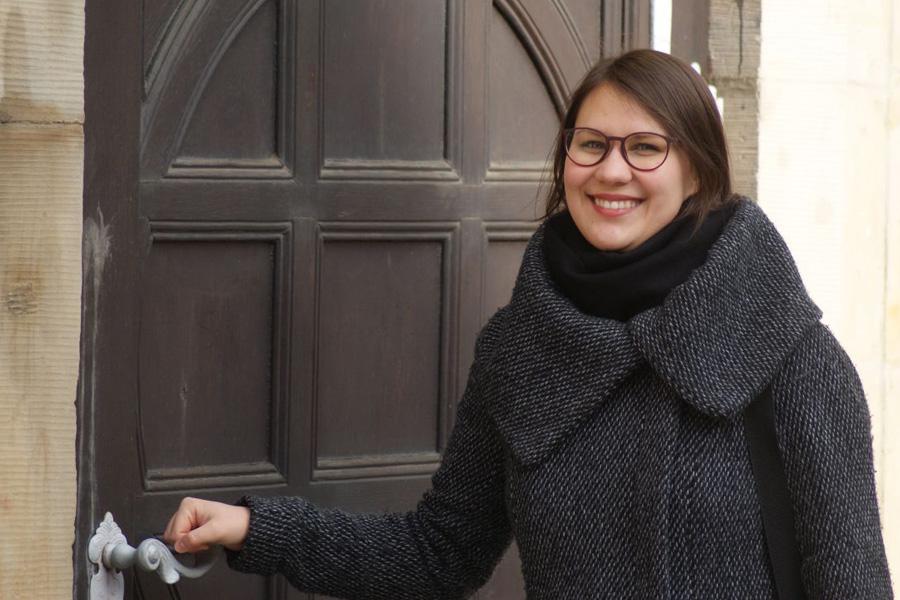 Theologiestudentin predigt am Sonntag, den 5. Januar in St. Laurentius