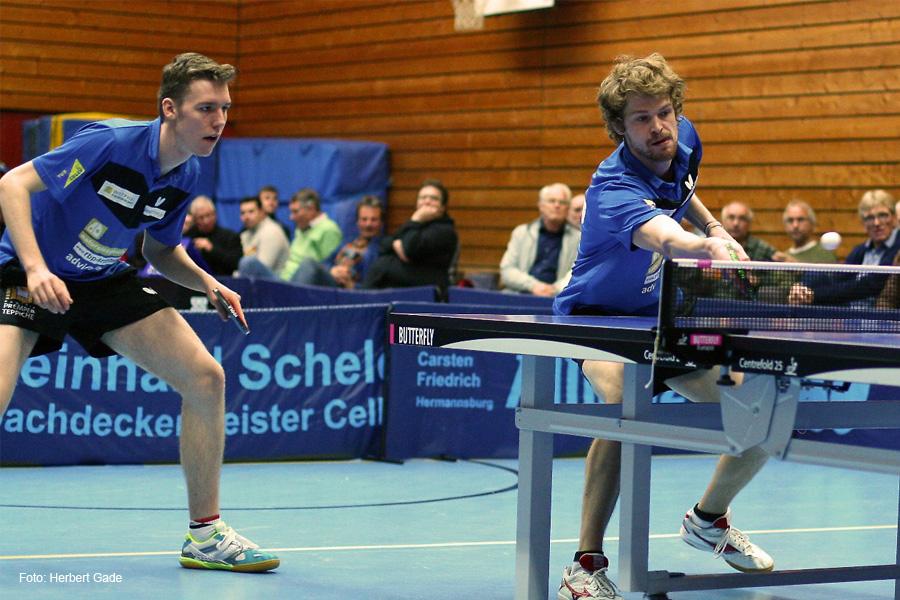 Rückblick auf die Hinrunde: TuS Celle 92 begeisterte nur in den Pokalspielen