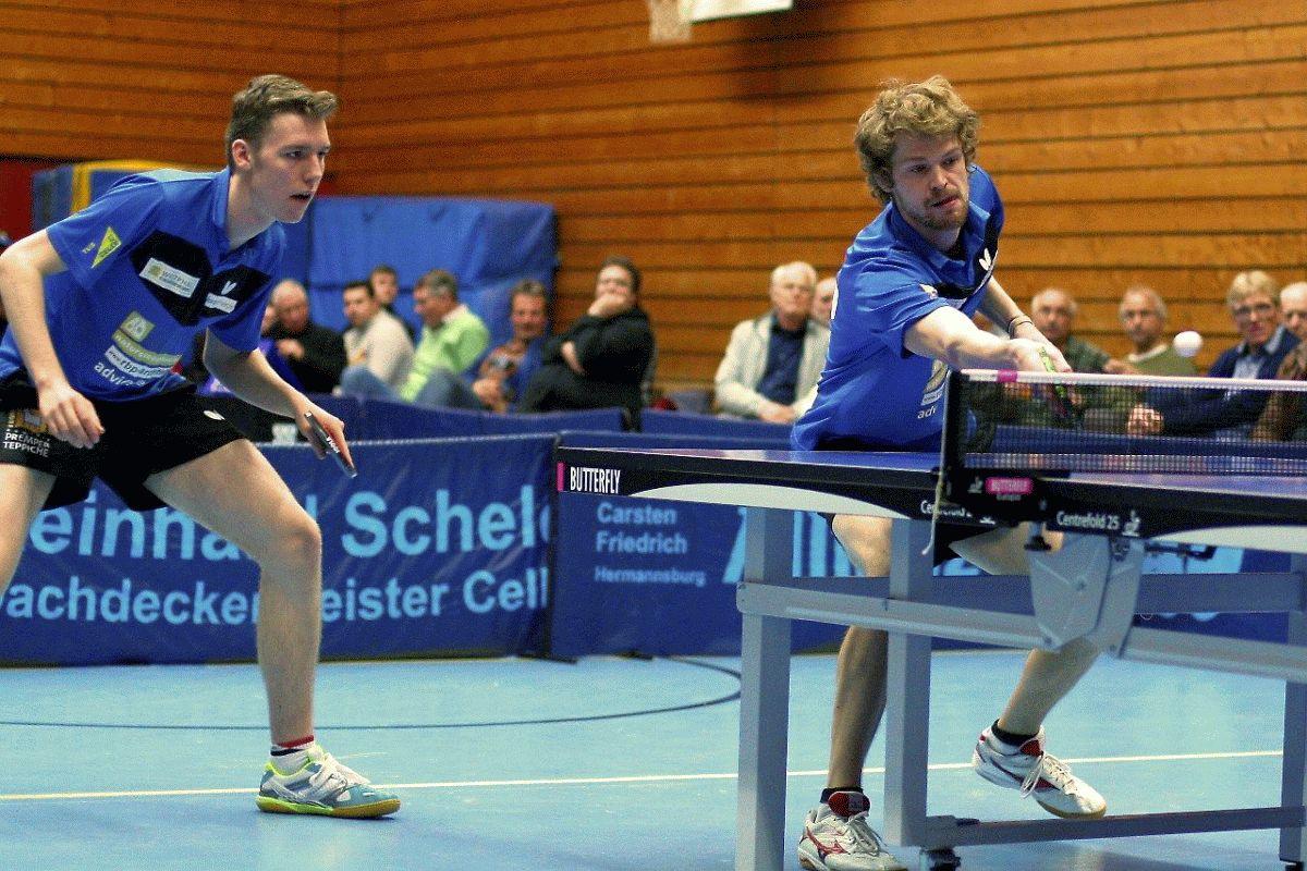 TuS Celle 92 empfängt den Vizemeister aus Dortmund
