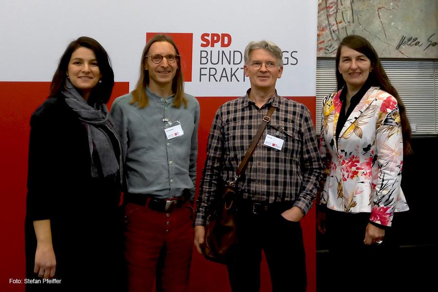 VCD-Kreisgruppe Celle auf Fachkonferenz Verkehrssicherheit 2030