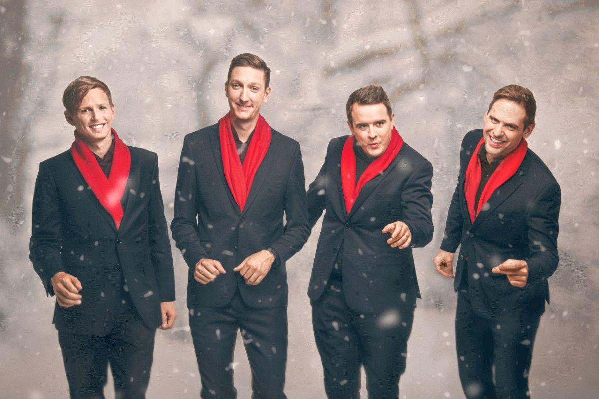 Zusammen mit dem Juventis Jugendchor – Ringmasters geben weltmeisterliches Weihnachtskonzert