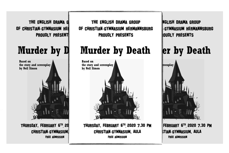 """""""Murder by Death"""" am Christian-Gymnasium"""