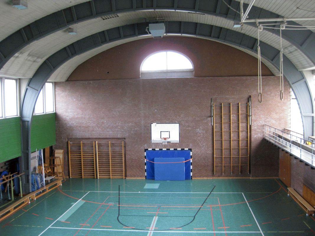 Bürgerinitiative »Nordwall-Halle für Kultur und Sport« wird gegründet