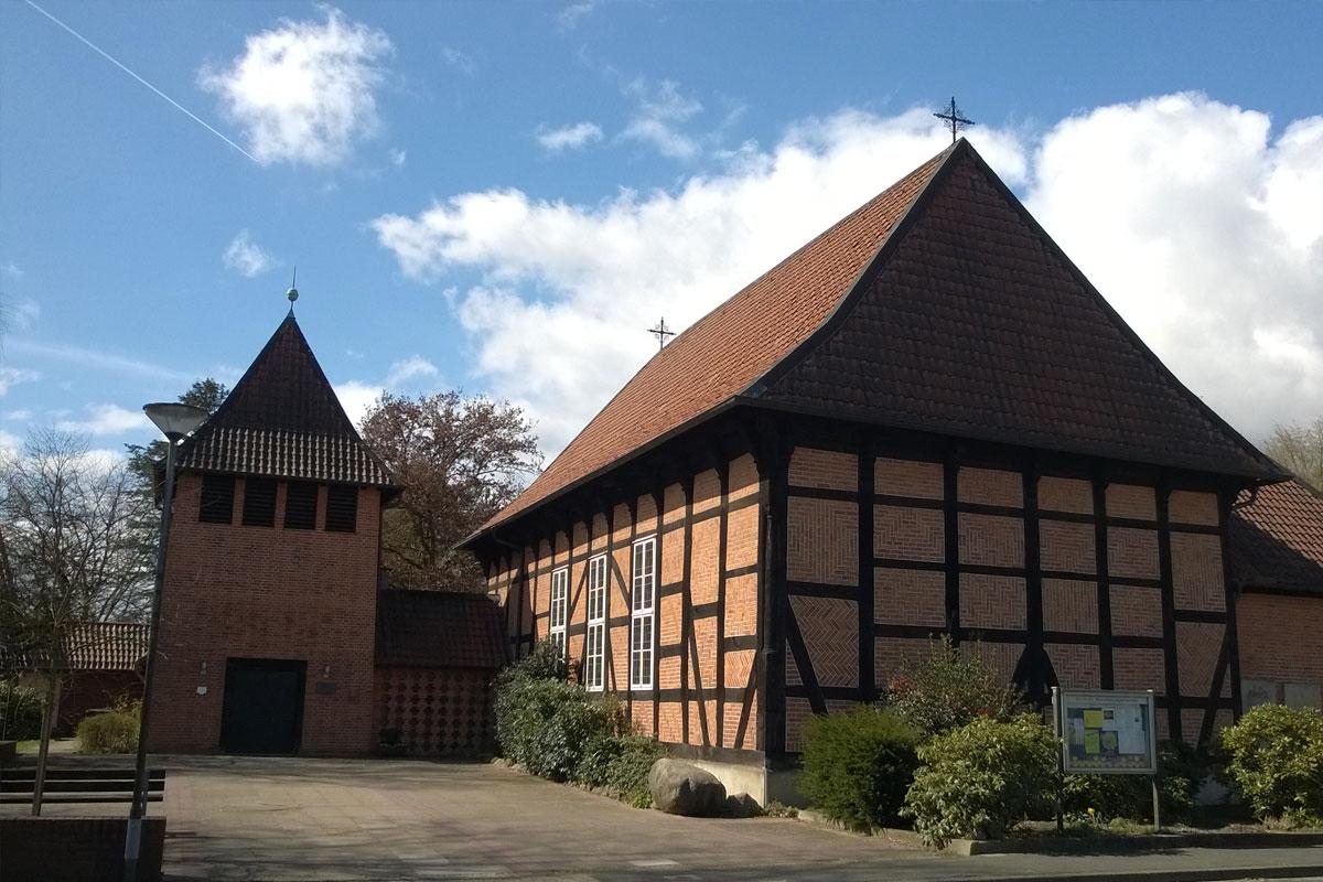 Konfirmationskleiderbörse in Klein Hehlen