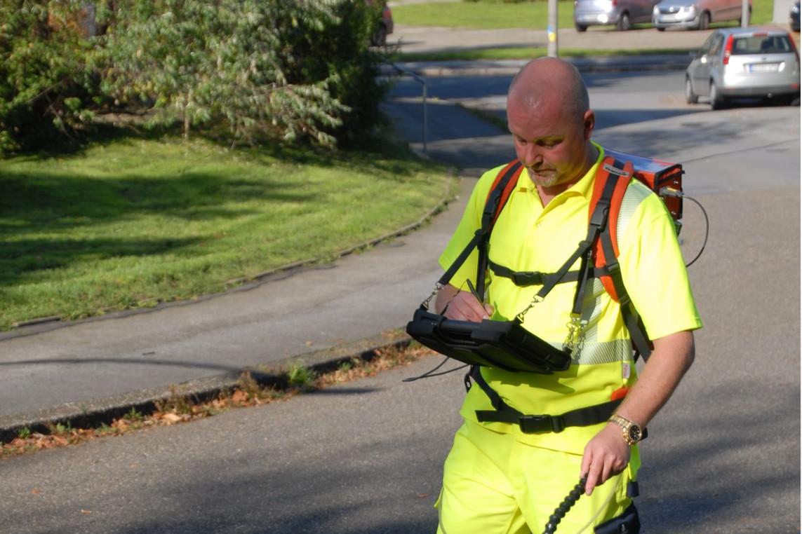 CUN lässt Gasleitungen in der Gemeinde Südheide prüfen
