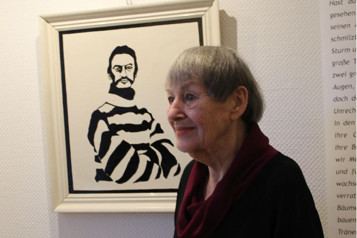 Das Lebenswerk von Friedeborg Jungermann – Das atelier 22 zeigt erstmals ihre ganze künstlerische Bandbreite ***aktualisiert