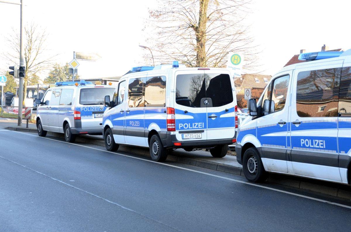 Durchsuchungen in Celle wegen des Verdachts des Verstoßes gegen das Kriegswaffenkontrollgesetz