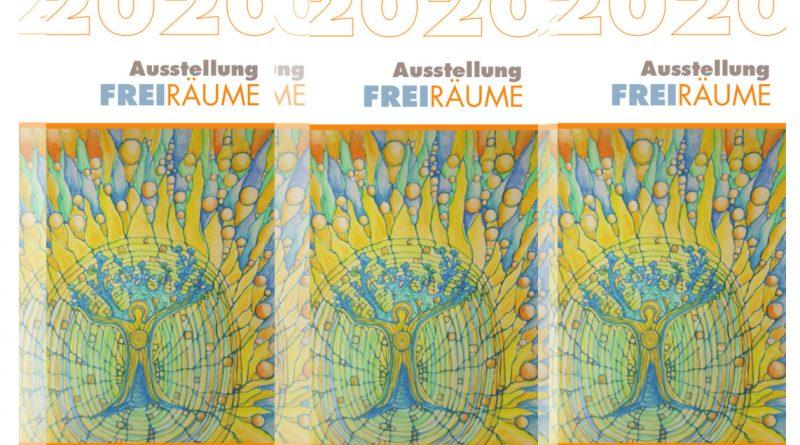 Einladung zur Ausstellungseröffnung FREIRÄUME