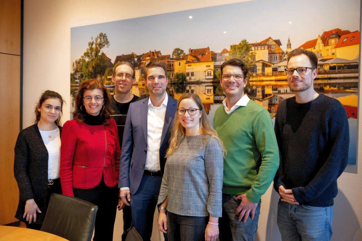 Für mehr Demokratie in Celle: 125.000 Euro stehen jährlich zur Verfügung. Stadt Celle ruft zur Antragstellung auf