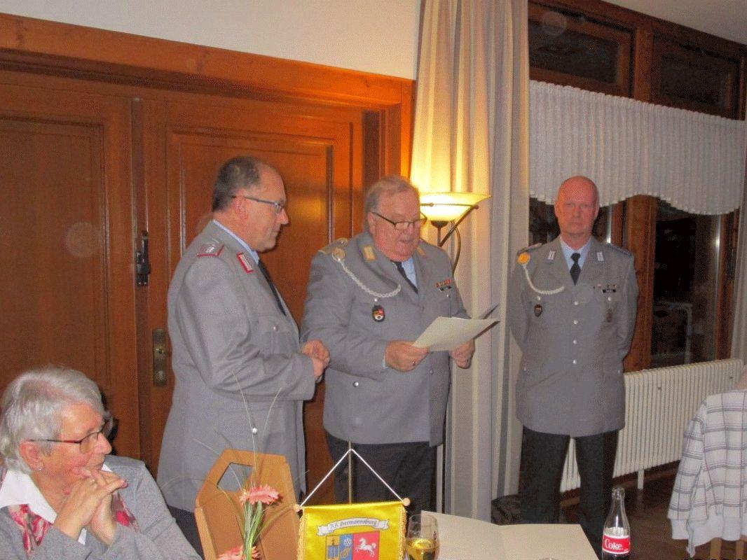 Familientag der Hermannsburger Reservisten