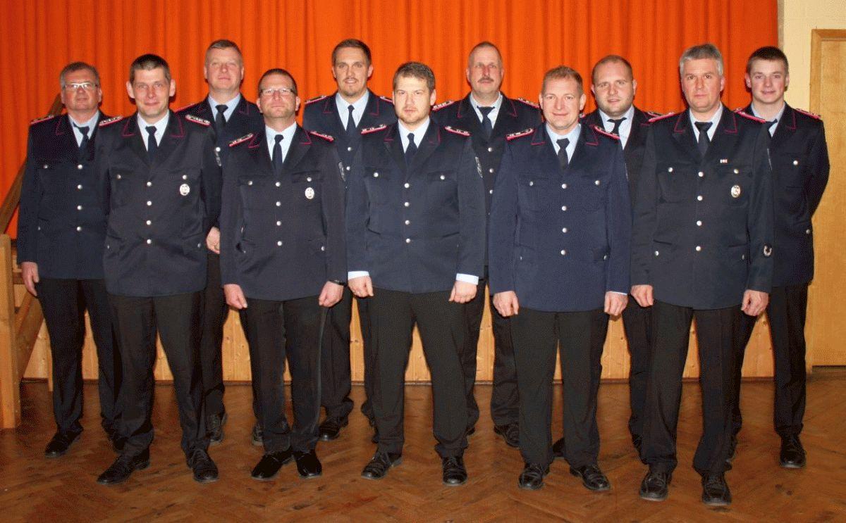 Jahreshauptversammlung der Freiwilligen Feuerwehr Becklingen – Rolf Habermann und Thomas Kohrs als Ortsbrandmeister und Stellvertreter wiedergewählt