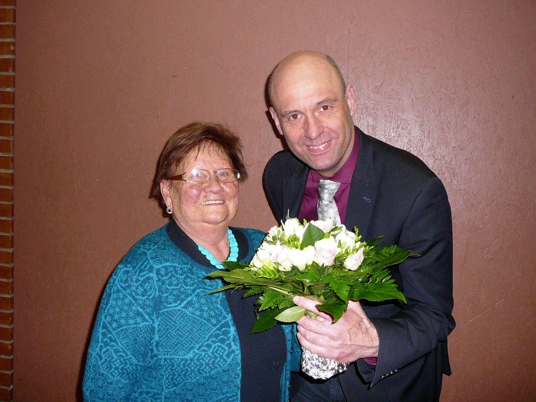 Junger Vorstand im Kreischorverband Celle – Helga Henschel nach über 40 Jahren aus dem Kreisvorstand verabschiedet