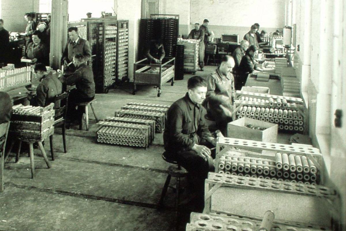 Kaiser-Panorama zeigt Berkefeld-Produkte