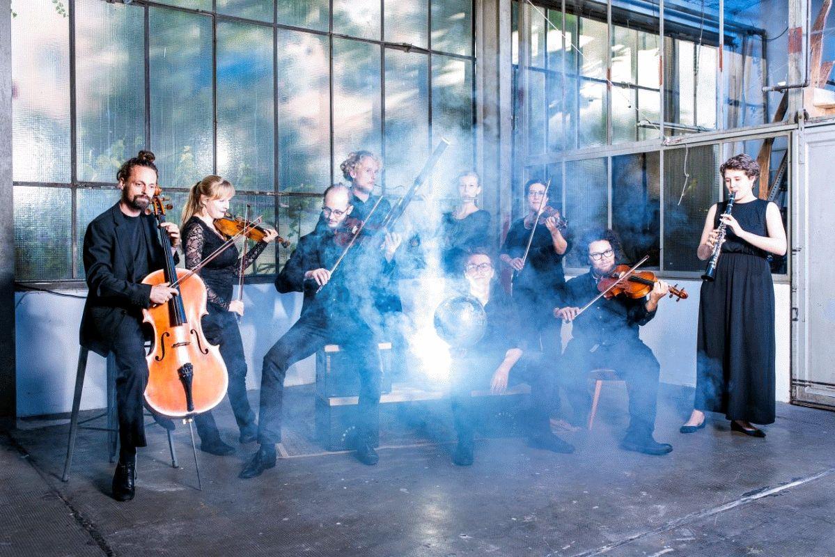 """Kinder-Hygge: """"Das magische Orchester"""" – mit dem Orchester im Treppenhaus für 1.-4. Klassen am Montag 24.02.2020 in der Celler CD-Kaserne"""