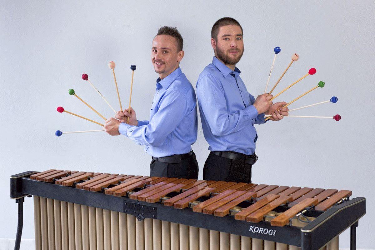 Musikalische Reise mit dem Mallet Duo