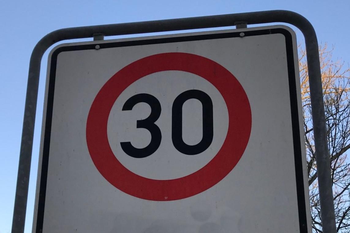Nachts Tempo 30 auf der B191 in Eschede – Reduzierung der Geschwindigkeit erfolgt aus Lärmschutzgründen