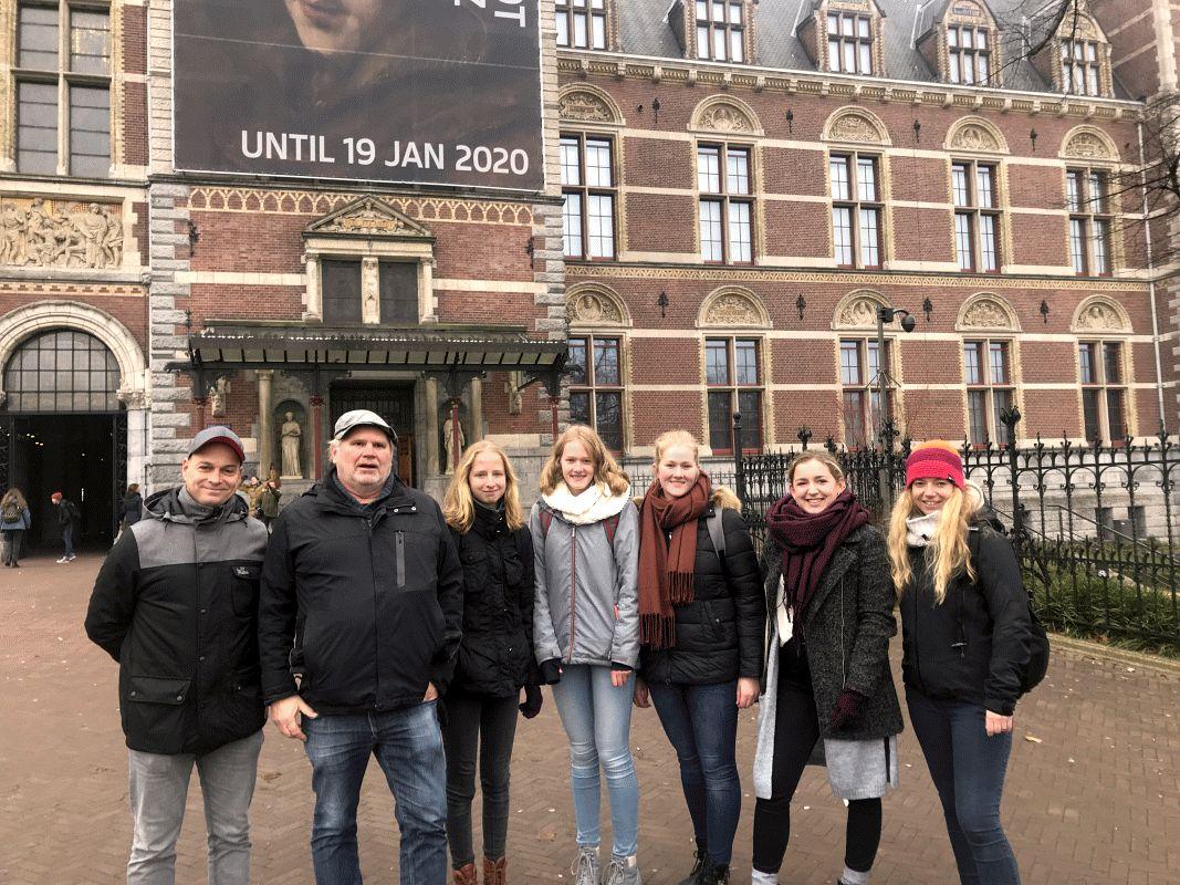 Neues Erasmusprojekt des Christian-Gymnasiums startet in Ede