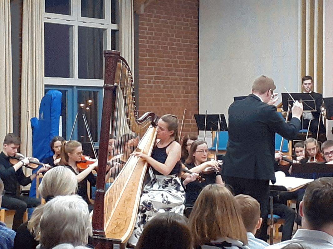Neujahrskonzert des Jugendsinfonieorchesters