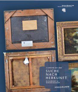 Suche nach Herkunft - Kuratorenführung @ Bomann-Museum