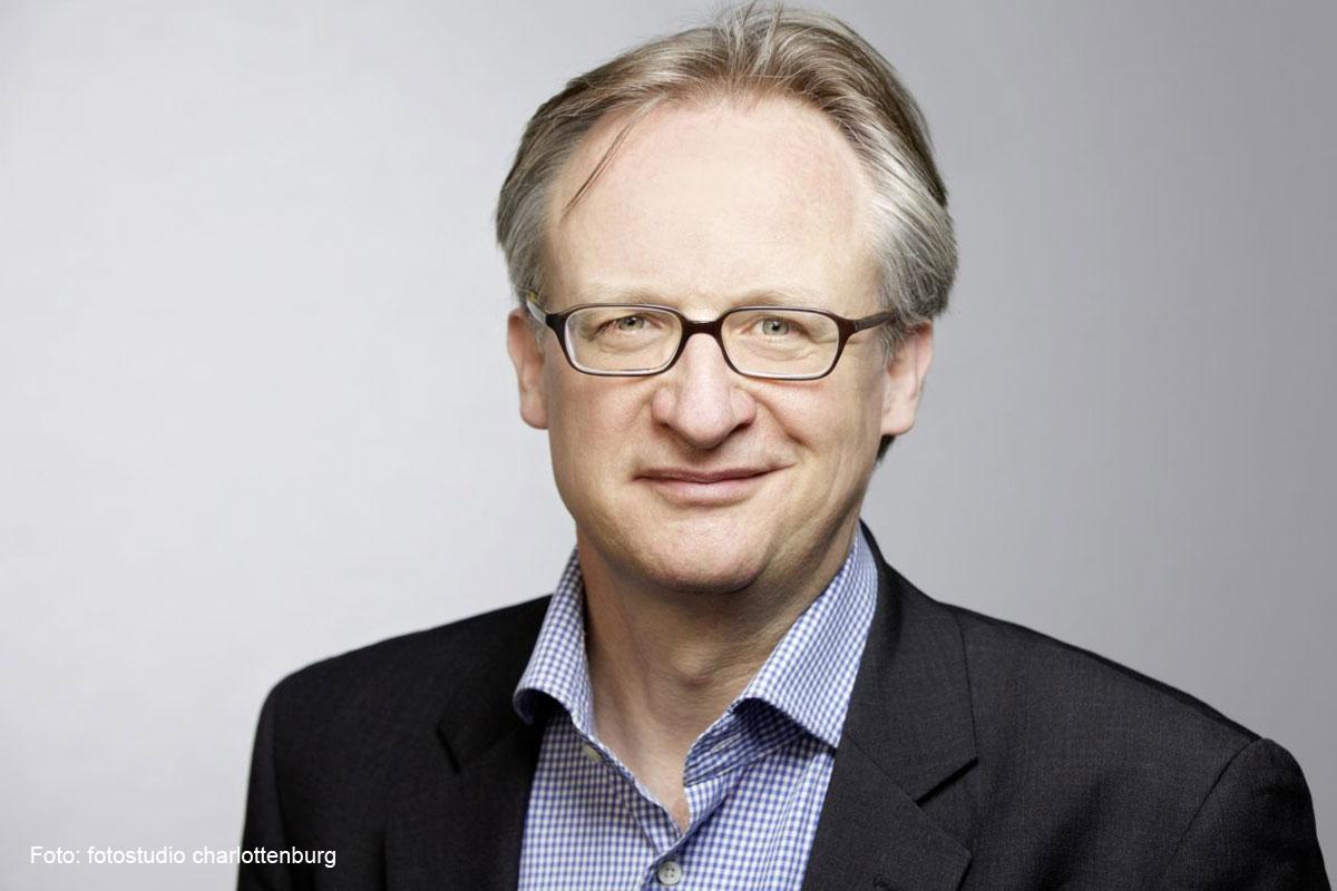 """Albrecht von Lucke: """"Wir brauchen mehr Streit in der Gesellschaft"""""""
