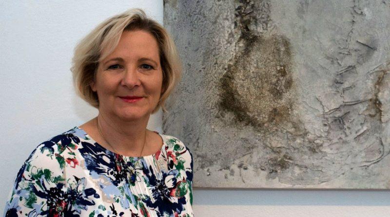 """""""Lebendige Strukturen"""" – Jana Kreft zeigt erstmals Kunstwerke in der CD-Kaserne"""