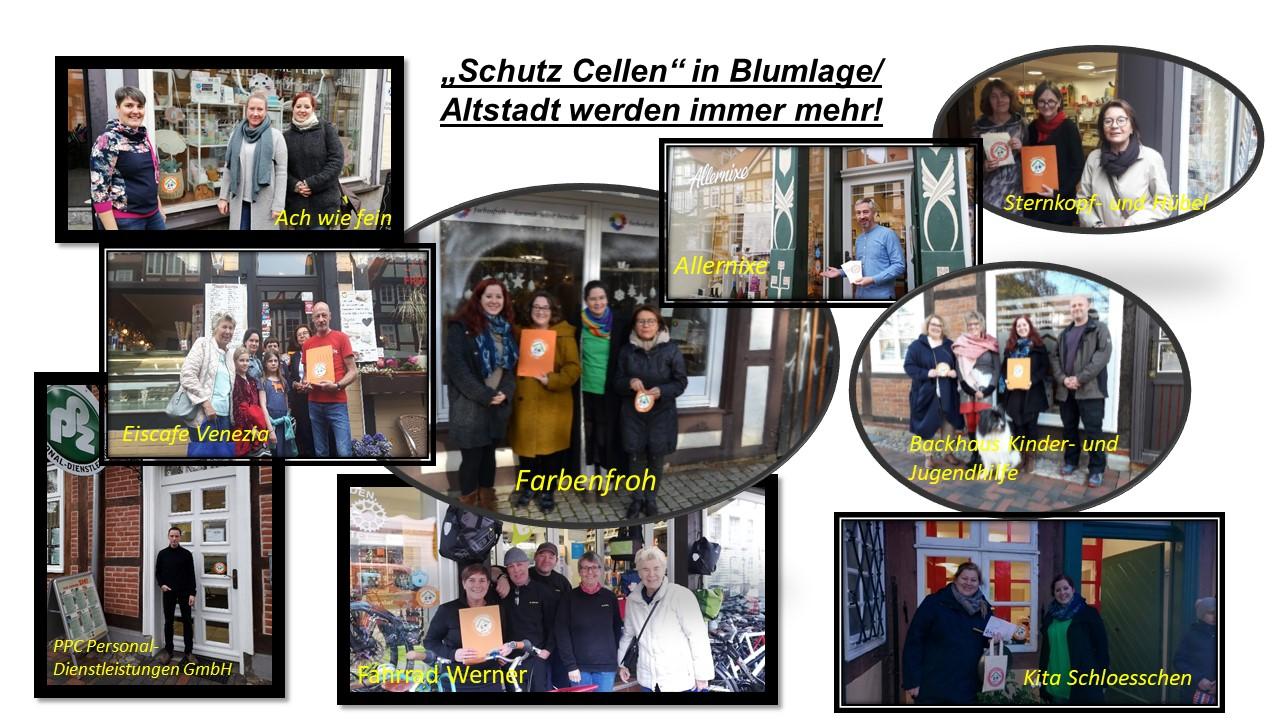 """""""SchutzCellen"""" in Altststadt/Blumlage werden immer mehr!"""