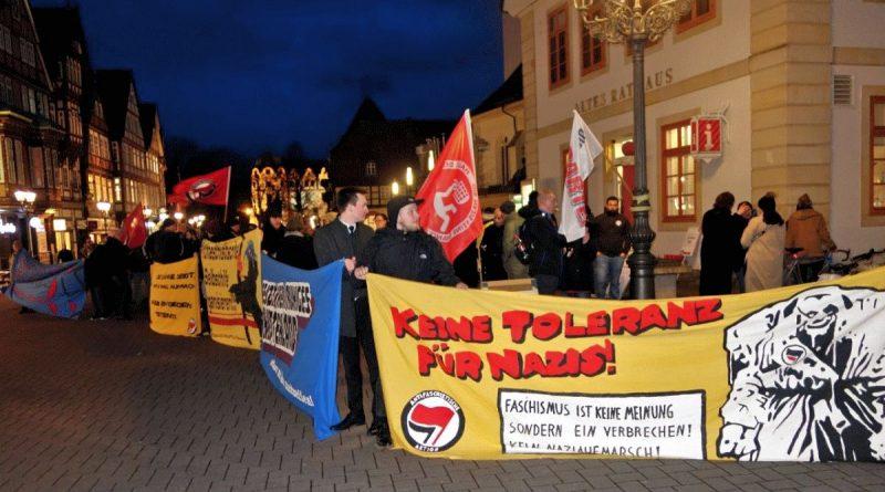 """""""Solidarität und Protest – Gemeinsam gegen Faschismus"""""""